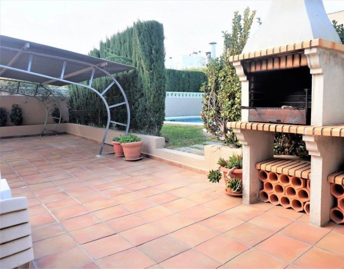 Villa te koop in denia las marinas beach zwembad garage opslag km1 ref 10d0013 - Opslag terras ...
